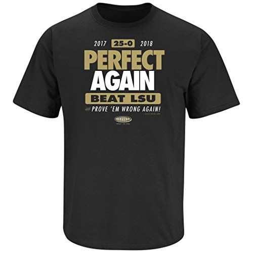 Perfect Again | Beat LSU Shirt | UCF College Apparel | Shop Unlicensed UCF Gear