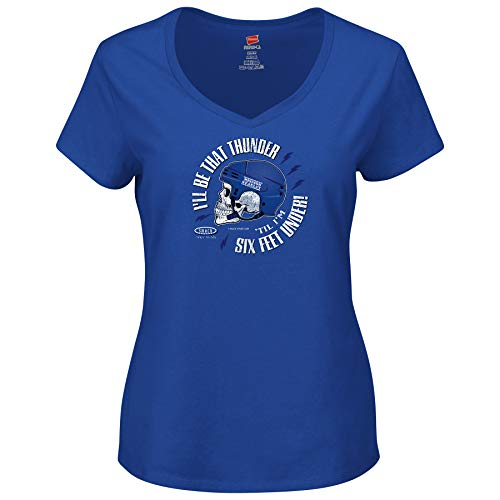 Tampa Bay Pro Hockey Unlicensed Ladies Apparel | Be That Thunder Ladies Shirt