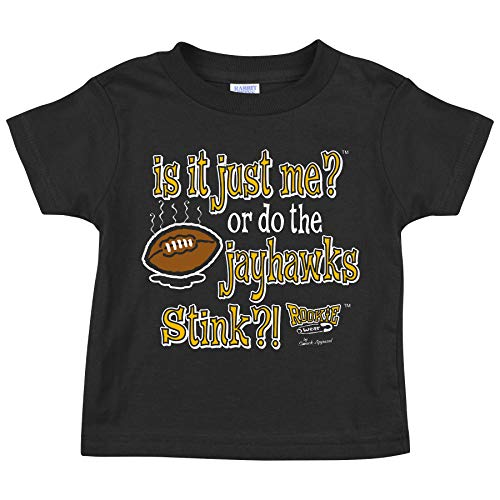 Missouri Football Fans. Is It Just Me?! (Anti-Jayhawks) Onesie or Toddler T-Shirt