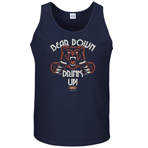 Chicago Bears tank top (Unlicensed)