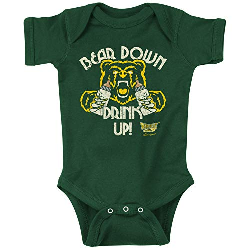 Baylor Football Fans. Bear Down Drink Up! Onesie or Toddler T-Shirt