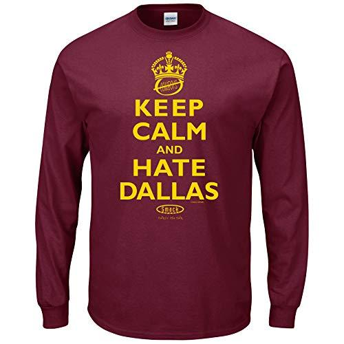 Anti-Cowboys Washington Redskins Long Sleeve Shirt
