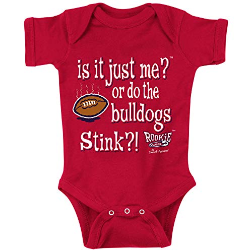 Ole Miss Football Fans. is It Just Me? (Anti-Bulldogs) Onesie or Toddler T-Shirt