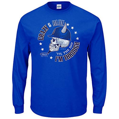 Unlicensed Duke Basketball Shirt | Buy Duke Basketball Gear | Crazy & Blue