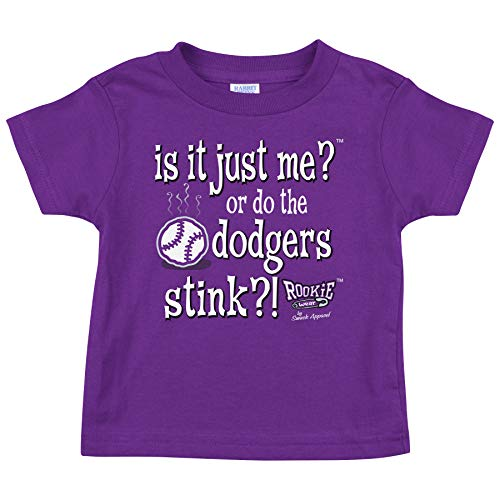 Colorado Baseball Fans. is It Just Me or do The Dodgers Stink? Onesie or Toddler T-Shirt