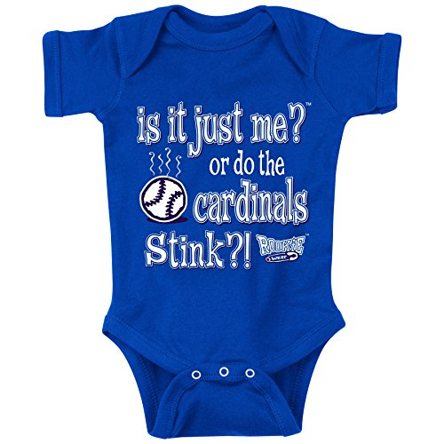Smack Apparel Kansas City Royals Fans. is It Just Me? Onesie (NB-18M) & Toddler Tee (2T-4T)