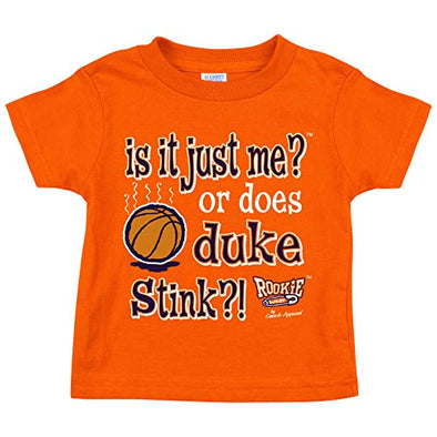 Virginia Football Fans. is It Just Me?! (Anti-Duke) Onesie or Toddler T-Shirt