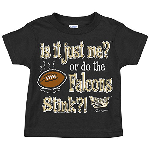 Smack Apparel NOLA Football. is It Just Me?! Onesie (NB-18M) or Toddler Tee (2T-4T)