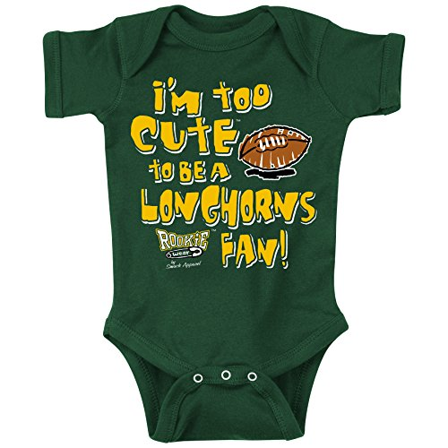 Smack Apparel Baylor Football Fans. Too Cute. Onesie (NB-18M) or Toddler Tee (2T-4T)