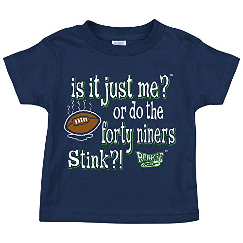 Seattle Seahawks Fans. Do the 49ers Stink?! (Anti-49ers) Baby Onesie or Toddler T-Shirt