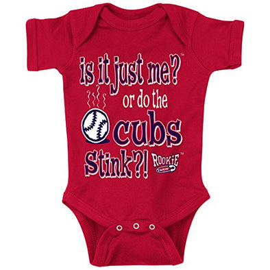 St. Louis Cardinals Fans. is it Just Me? Red Onesie (NB-18M) or Toddler Tee (2T-4T)