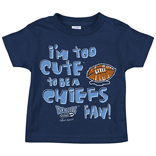 Smack Apparel Los Angeles Football Fans. Too Cute. Onesie (NB-18M) or Toddler Tee (2T-4T)
