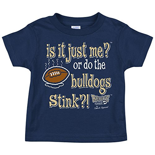 Georgia Tech Football Fans. is It Just Me?! Onesie (NB-18M) or Toddler Tee (2T-4T)