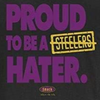 Baltimore Pro Football Apparel | Shop Unlicensed Baltimore Gear | Proud to be a Steelers Hater (Anti-Pittsburgh) Shirt