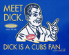 Milwaukee Pro Baseball Apparel | Shop Unlicensed Milwaukee Gear | Don't Be a Dick (Anti-Cubs) Shirt
