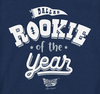 Dallas Rookie of the Year | Unlicensed Dallas Pro Football Baby Bodysuits or Toddler Tees