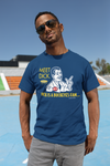Michigan Football Fans. Don't be a Dick (Anti-Buckeyes or Anti-Spartans) T-Shirt