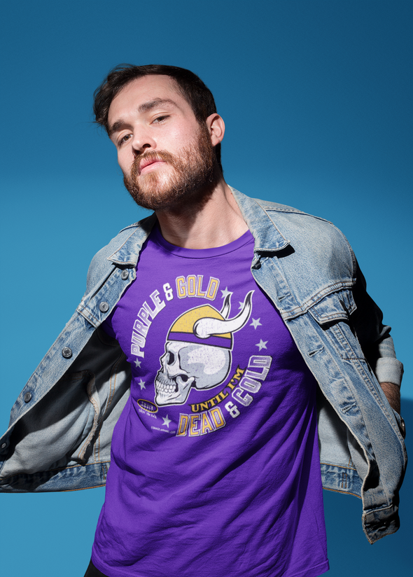 Minnesota Vikings Mens Apparel