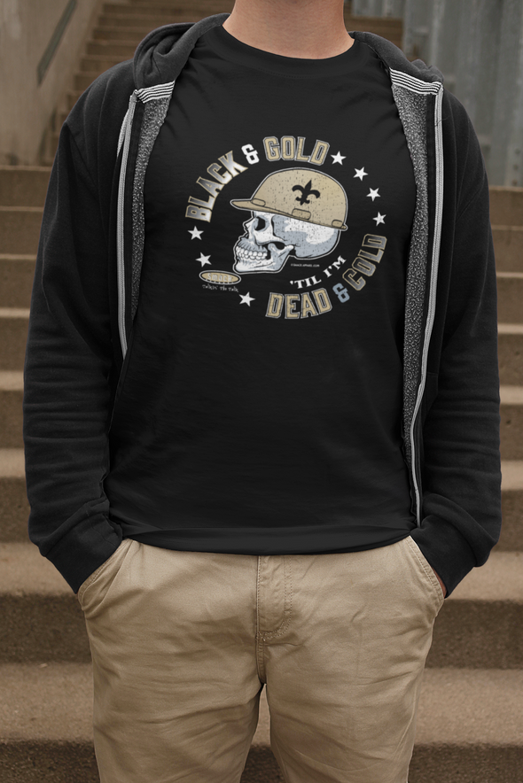 New Orleans Saints Shirts for Men