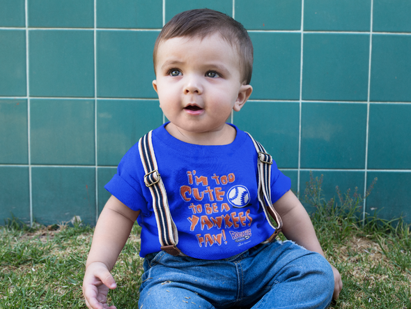 New York Mets Kids Apparel