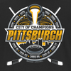 City of Champions Shirt | Pittsburgh Football and Hockey Apparel | Shop Unlicensed Pittsburgh Gear