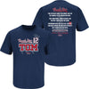 Thank You, Tom! Football Shirt for New England Patriots Fans