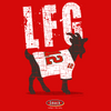"LFG ""The Goat"" Tom T-Shirt 