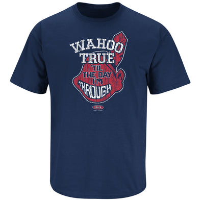 Wahoo True Shirt | Cleveland Pro Baseball Apparel | Shop Unlicensed Cleveland Gear