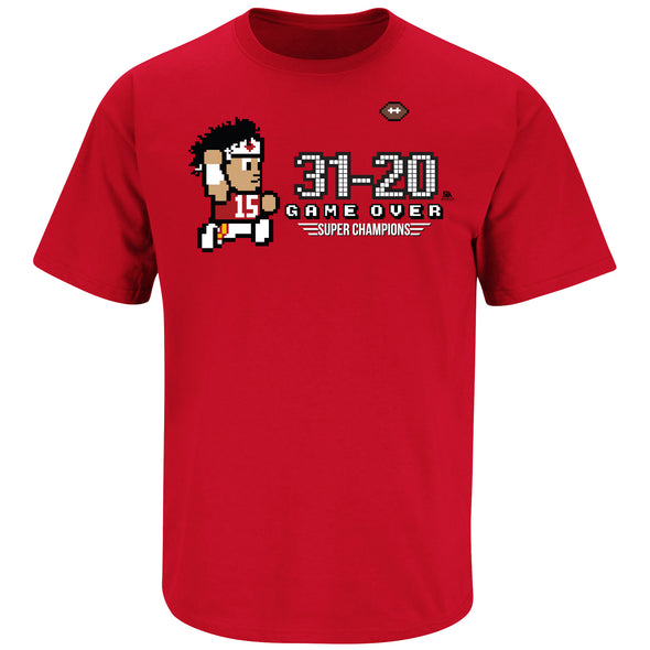 Kansas City Chiefs Super Bowl Champion Shirt