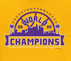 LA 2020 World Champs This One's For Mamba Shirt | Shop Unlicensed Los Angeles Basketball Gear