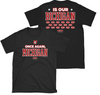 Ohio State Football Fans. Once Again, Michigan is Our Bichigan T-Shirt