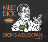 Oregon State College Apparel | Shop Unlicensed Oregon State Gear | Don't Be a Dick (Anti-Ducks) Shirt