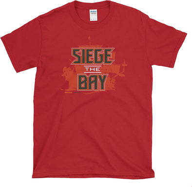 Siege the Bay Buccaneers Shirt