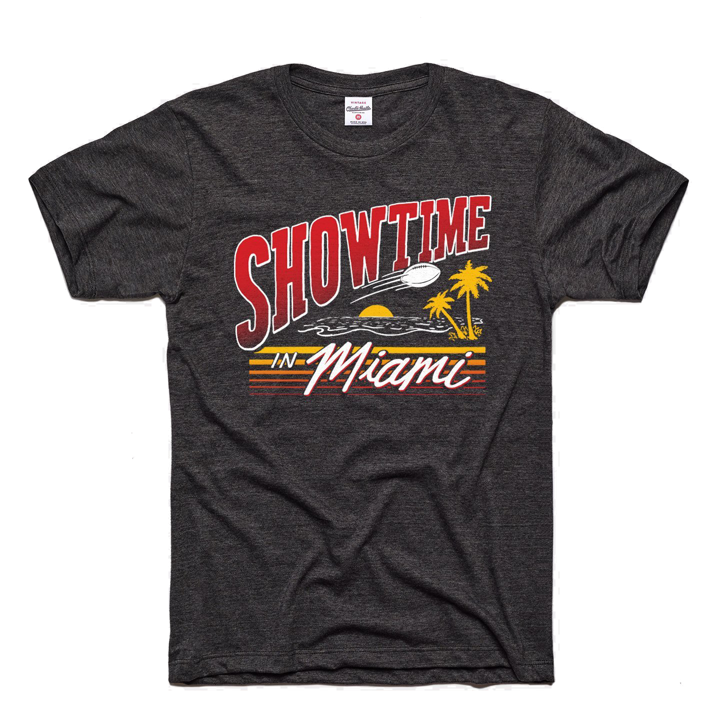 Super Bowl Championship Shirt: Showtime In Miami