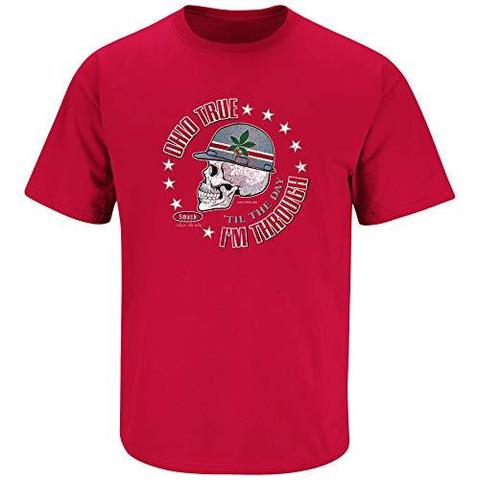 Best Shirts for Ohio State Buckeyes Fans