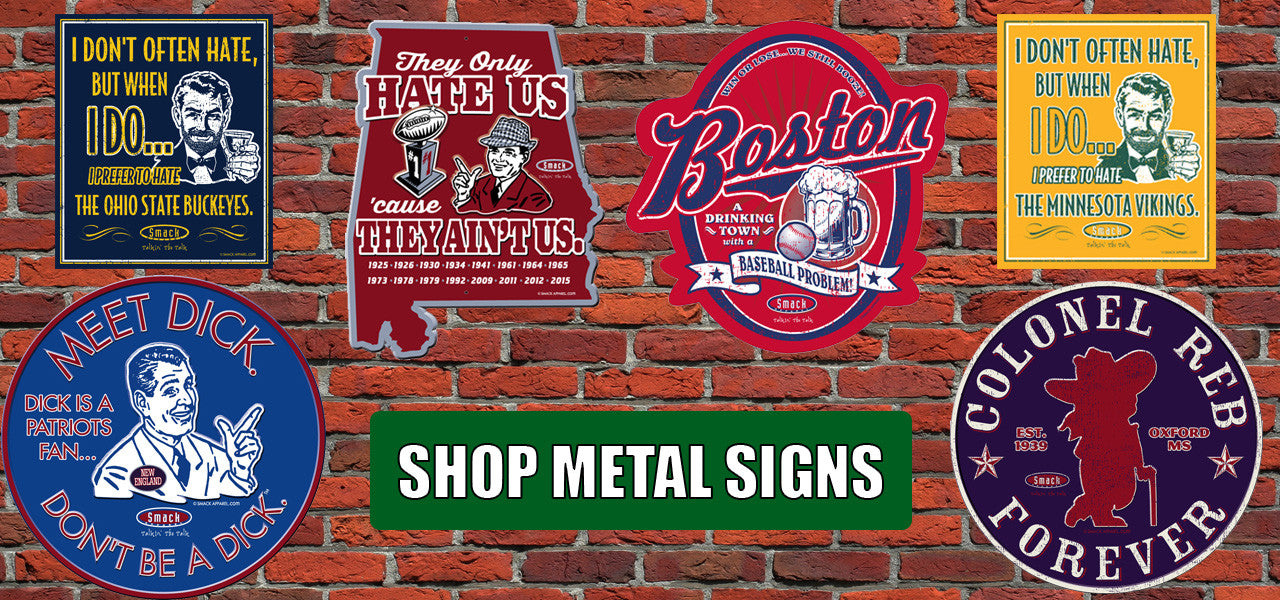 Shop Metal Signs