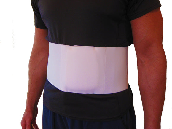 Hernia Gear by Flexamed.  FlexaMed umbilical hernia belt/truss, 6