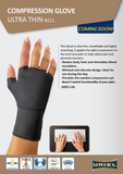 URIEL Carpal Tunnel and Repetitive Motion Syndrome Compression Glove