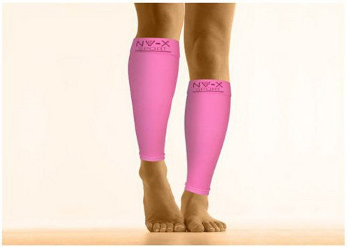 NV-X Sport Graduated Compression Leg Sleeves (15-20 mmHg)