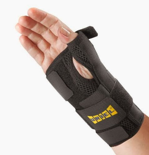 Meditex (Adjustable & Breathable) Sport Wrist & Thumb Splint