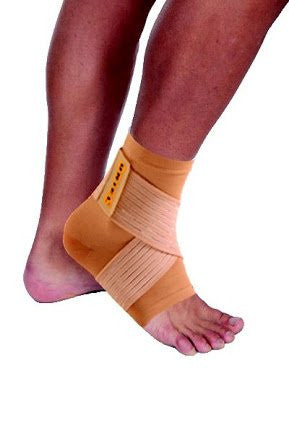 Meditex Ankle Support Sleeve Soothing Compression (R or L)