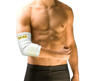 URIEL Elbow Sleeve with Strap | Provides Warmth & Compression