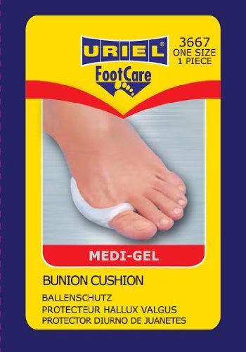 Uriel Silicone Bunion Cushion