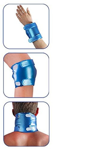 Meditex Multi-Use Cold and Hot Compress with Straps