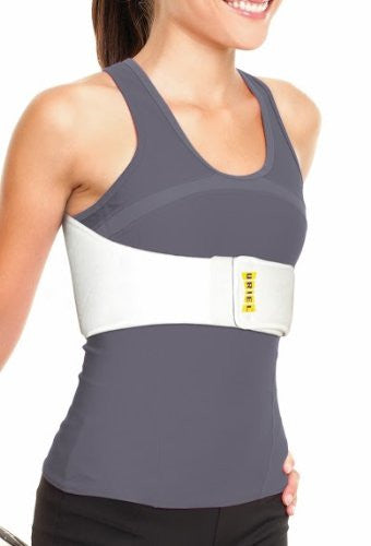 URIEL Adjustable Women's Contoured Rib Belt