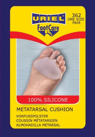 Meditex Metatarsal Silicone Cushion (Pair)