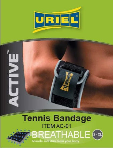 Meditex Adjustable Tennis Elbow Brace (One Size S-L)