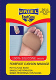 Uriel Metatarsal Healing Silcone Sleeves (Pair)