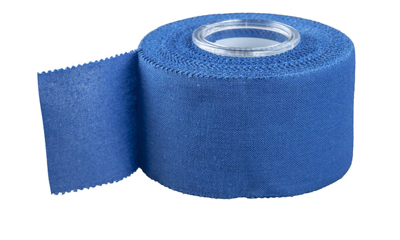 URIEL Sports Adhesive Cotton Athletic Trainer's Tape 3.8 cm x 10 m (1.5 in x 32.8 ft)