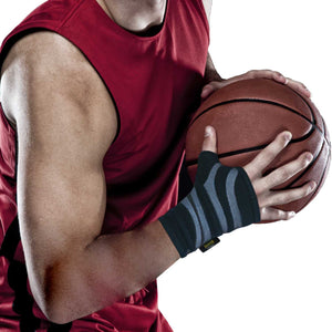 URIEL Compression Wrist Sleeve | Injection Silicone Compression Taping Sleeve